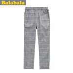 巴拉巴拉 balabala 男中童时尚休闲裤 长裤 春装新款 童装