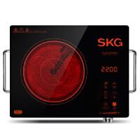 SKG1647电陶炉家用红外炉电磁炉火锅炉光波炉爆炒台式正品