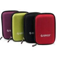 Orico 数码收纳整理包盒 2.5寸移动硬盘包保护盒袋防水防震保护包 耐压 抗摔防震