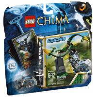 [当当自营]LEGO 乐高 Chima气功传奇 漩涡藤蔓 积木拼插儿童益智玩具 70109