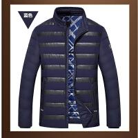 吉普盾秋冬新款羽绒服男韩版保暖外套16002D1660
