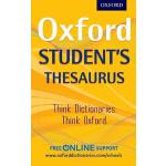 OXFORD STUDENTS THESAURUS PB 2012《牛津学生词典》新版 免费在线资源支持 原版进口 当当5星级英语学习工具