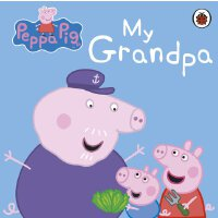 Peppa Pig My Grandpa 英文原版 粉红猪小妹:我外公