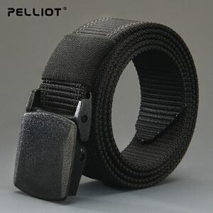 【618返场大促】法国PELLIOT户外腰带 男女特勤腰带 军迷多功能野外战术尼龙腰带