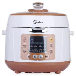 (支持礼品卡支付)【美的官方旗舰店】 Midea美的电压力锅W12PSS505E   5L