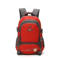 书包小学生男女生6-9年级休闲旅行防水减负护脊双肩包中学生背包648