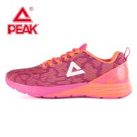 Peak/匹克 冬季女款 时尚休闲舒适透气耐磨防滑跑步鞋E54012H