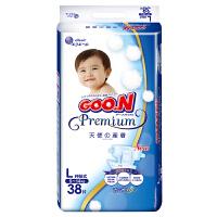 [当当自营]GOO.N大王 天使系列婴幼儿用纸尿裤 尿不湿 L38片(适合9-14kg)
