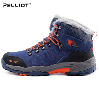 【618返场大促】法国PELLIOT户外登山鞋男女 秋冬加厚透气高帮徒步鞋耐磨户外鞋