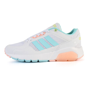 Adidas阿迪达斯 2017夏季新款女子NEO运动生活休闲鞋板鞋 CG5806