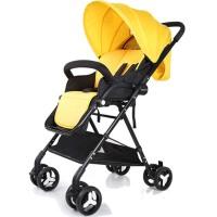 婴儿推车   宝宝BB手推伞车  轻便携可坐可躺折叠高景观童车