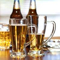 Bormioli Rocco 波米欧利.罗克 巴伐利亚啤酒杯 4种容量 两只装