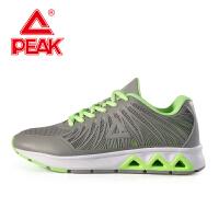 匹克女子运动鞋秋冬新款跑步鞋耐磨气垫透气休闲旅游鞋E63828H