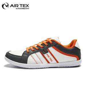 AIRTEX亚特登山鞋男鞋 减震徒步鞋防滑旅游鞋 户外鞋低帮耐磨运动休闲鞋