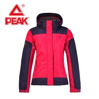 Peak/匹克女子风衣冬季新品防风保暖耐磨户外运动外套F254002