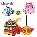 Silverlit 银辉 POLI珀利系列 儿童遥控车玩具