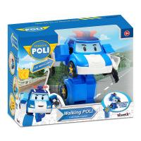 [当当自营]Silverlit 银辉 POLI系列 珀利遥控步行机器人 SVPOLI83090STD