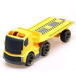 [当当自营]银辉玩具 红外线工程车 拖车 81116