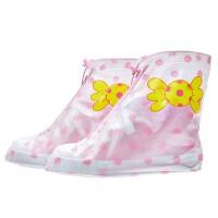 雨鞋套   儿童雨靴水鞋  男童女童防雨靴水鞋  小孩学生宝宝便携鞋套