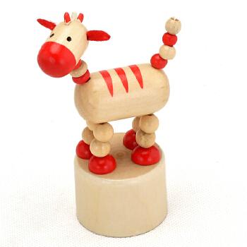 小动物儿童手偶玩具