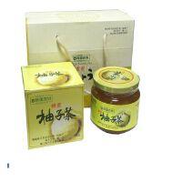 [当当自营] 韩国进口 农协 蜂蜜柚子茶礼盒 550g*2/盒