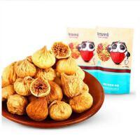 【新疆特产】熊猫果缘新疆无花果干720g包邮地道新疆味树上的糖包子