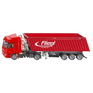 [当当自营]siku 德国仕高 1:50 翻斗卡车 合金车模玩具 U3537
