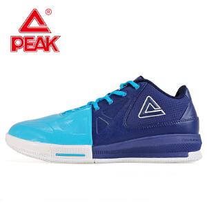 匹克篮球鞋夏季新品男鞋耐磨缓震撞色拼接透气运动鞋防滑篮球战靴XE42241A