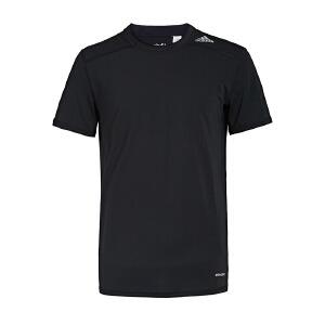 Adidas阿迪达斯 2017新款男子运动休闲短袖T恤 AI3353