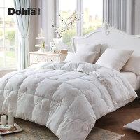 多喜爱家纺新品磨毛印花面料春秋被床上用品保暖被子被芯安德鲁暖绒被