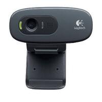 【包邮】罗技C270高清网络台式电脑电视视频摄像头 免驱带麦克风摄像头