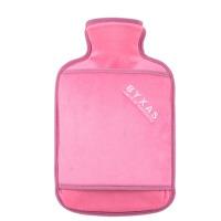 毛绒暖手宝  注水热水袋  保暖充水暖水袋