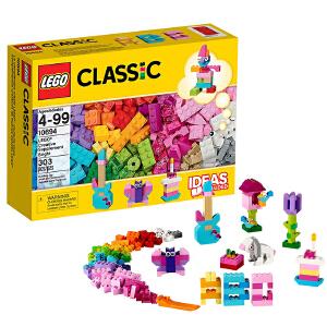 [当当自营]LEGO 乐高 CLASSIC经典创意系列 积木补充装-明亮色块 积木拼插儿童益智玩具 10694