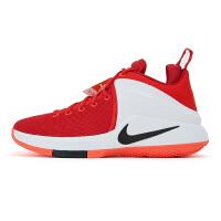 Nike耐克 男子ZOOM LBJ詹姆斯战靴实战运动篮球鞋 884277-600