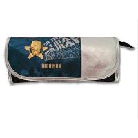 富乐梦 Iron Man钢铁侠 防水儿童学生笔袋文具袋铅笔袋 CF-IM365 笔袋 笔盒 开学用品文具