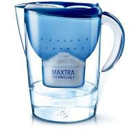 【当当自营】 BRITA 碧然德 Marella 金典系列 滤水壶 2.4L 蓝色