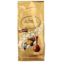 lindt瑞士莲 软心巧克力球600g 美国进口袋装 海外购