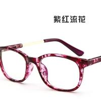 新款潮流复古眼镜框 2619可配近视眼镜架 防辐射方框眼镜
