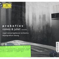进口CD:俄罗斯作曲家普罗科菲耶夫:管弦乐组曲《罗密欧与朱丽叶》/477 501-1