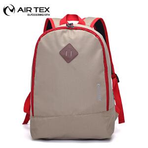 AIRTEX新款运动背包双肩包学生书包登山包百搭大容量男女旅行背包