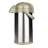 保温瓶  家用开水壶  清水气压式热水瓶  不锈钢外壳玻璃内胆暖壶