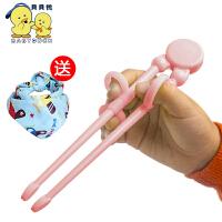 贝贝鸭练习筷 BBY-2051 婴儿训练筷子 儿童餐具