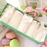 清纯天使礼盒装卡通纯棉女士内裤 可爱全棉蕾丝性感