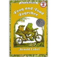 原版儿童英文绘本I Can Read 汪培�E第三阶段之Frog and Toad Together 青蛙和蟾蜍在一起  送音频请联系客服