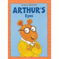 Arthur's Eyes(An Arthur Adventure) 亚瑟小子的眼睛 ISBN 9780316110693