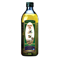 [当当自营]阿格利司 橄榄油1000ml