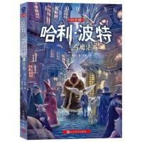哈利波特与魔法石 J.K.罗琳著 中文版 家喻户晓的小魔法师 纽约时报畅销书 魔幻小说儿童文学读物 人民文学出版社