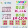 中国移动流量充值卡 流量叠加包  全国漫游通用10MB 30MB 70MB 150MB 500MB 1G 2G 3G 4G 6G 11G流量 全国流量包 可以充值移动4G/3G/2G卡