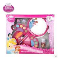 迪士尼公主儿童化妆品套装女孩彩妆盒女童安全无毒过家家玩具