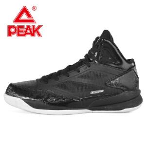 匹克透气篮球鞋新款专业室内室外战靴耐磨减震高帮比赛用鞋XE42251A